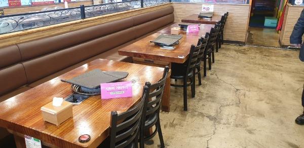 경산시 - 식품접객업소 사회적 거리두기 15단계 이행 여부 집중 점검.jpg