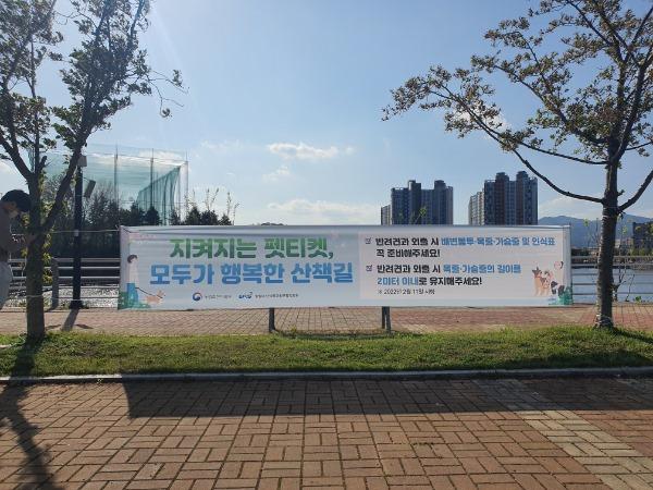 경산시 - 경산시,「성숙한 반려동물 문화 조성」홍보 캠페인 실시.jpg