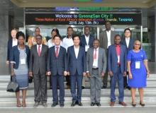 [경산]경산의 미래를 위해 동아프리카 3개국과 네트워크 연결