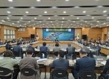 [경산]2022년 국가투자예산 발굴 전략 보고회 개최