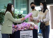 [경산]꽃 소비 촉진을 위한 '원테이블 원플라워' 행사 전개