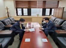 [경산]경산시장 국도·국지도 건설5개년 계획 반영을 위한 기재부 방문